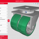 Caster CAD 3D - Explore Digital Catalogs