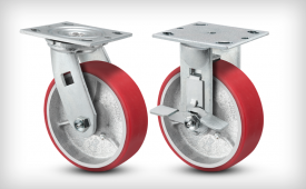 E-Line Mold-on Poly Casters