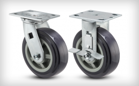 E-Line PolyKat Thermo-Urethane Casters