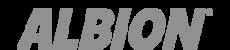 Albion Logo: Grey