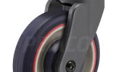 NylaKat with KasterKat Wheel